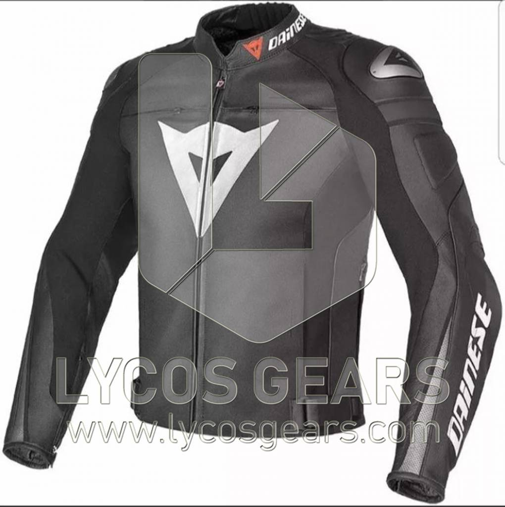 Dainese Motorcycle Jacket Lycos Gears