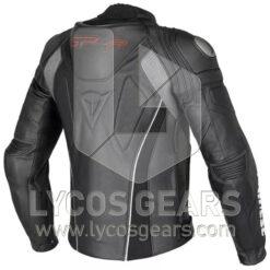 Dainese Racing Motorbike Leather Jacket