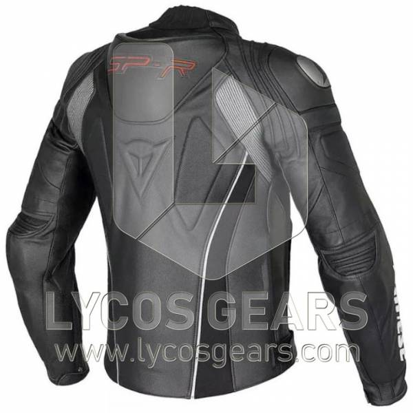 Dainese Racing Motorbike Leather Jacket