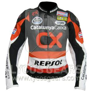 CX Repsol Motorcycle Jacket