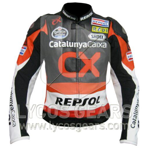 CX Repsol Motorcycle Jacket