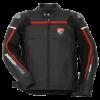 Ducati Corse Black Motorcycle Jacket