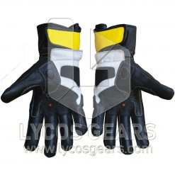Ducati Motorbike Racing Leather Gloves (G)