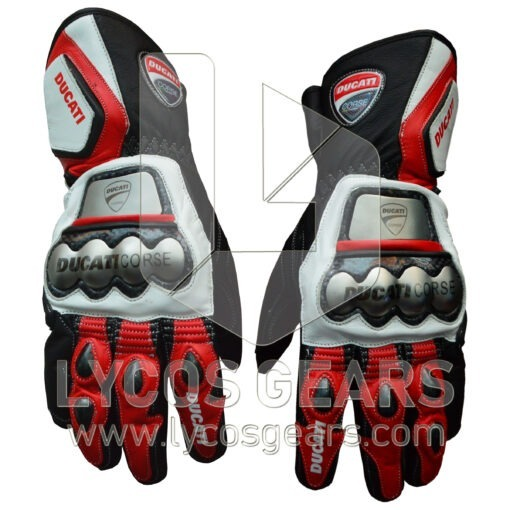 Ducati Motorcycle Gloves