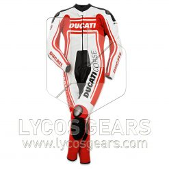 Ducati Corse Motorcycle Suit