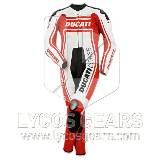 Ducati Corse Motorcycle Suit
