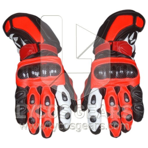Honda Repsol Motorcycle Gloves 2016