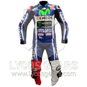 Jorge Lorenzo Yamaha Movistar MotoGp2016 Motorcycle Suit