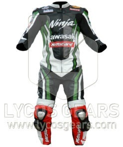 Kawasaki Ninja One Piece Motorcycle Suit