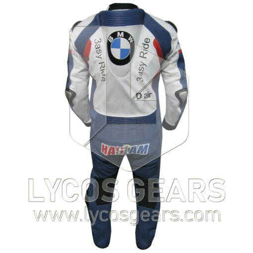 Leon Haslam BMW-Motorbike Racing Leather Suit
