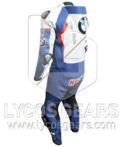 Leon Haslam BMW-Motorbike Racing Leather Suit