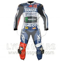 Lorenzo Yamaha MG2013 Motorcycle Suit