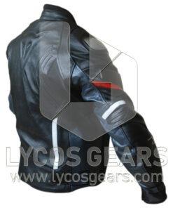 MV Agusta Motorbike Racing Leather Jacket