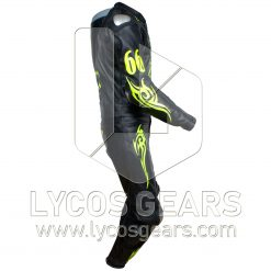 Mens Motorbike Racing Leather Suit