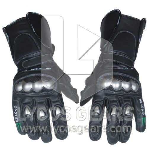 Monster Motorcycle Gloves