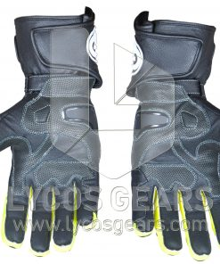 Motorbike Racing GP Pro Leather Gloves