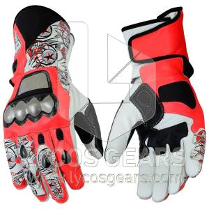Nicky Hayden Motorcycle Gloves