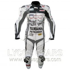 Petronas Yamaha Faces Motorcycle Suit