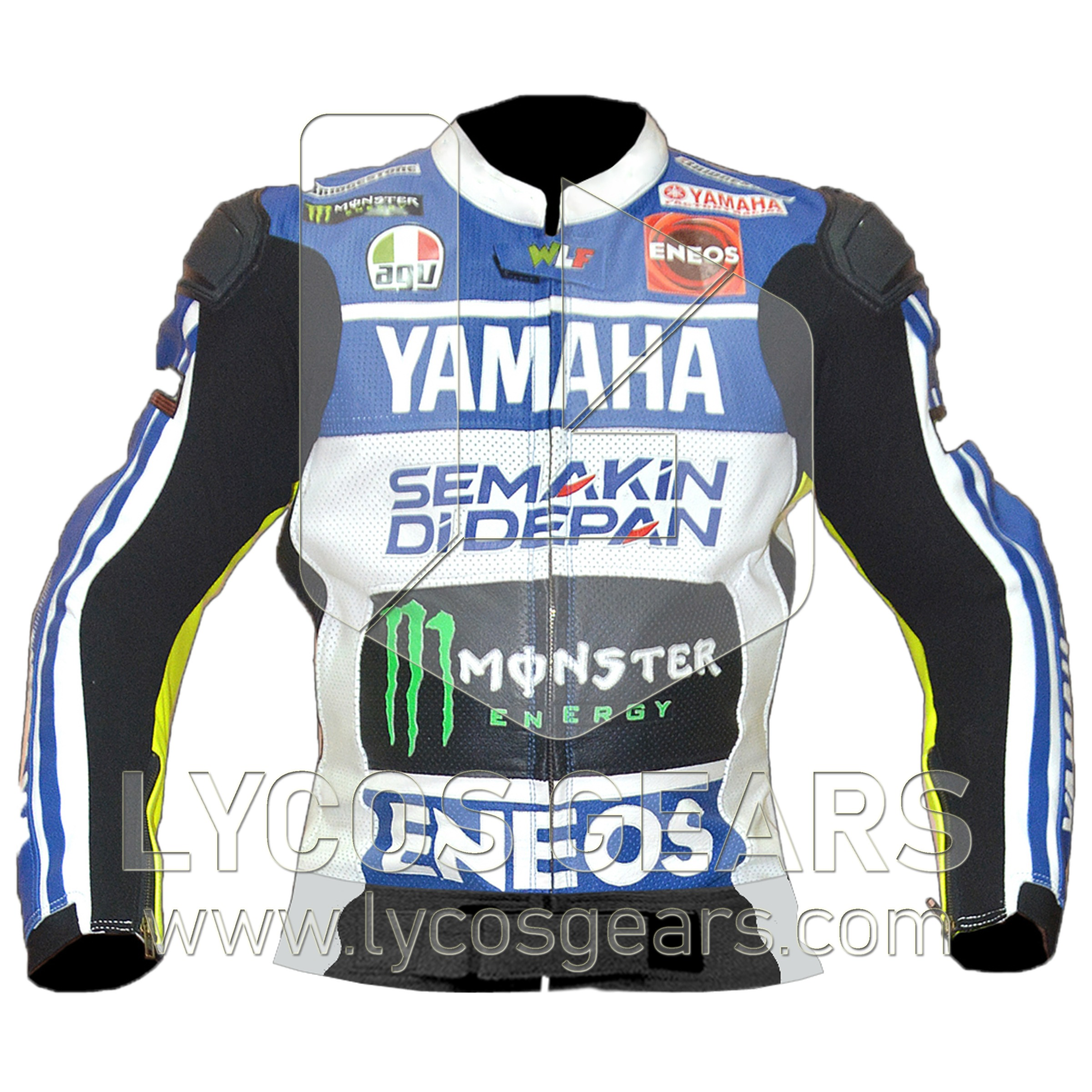Rossi Motorcycle Jacket