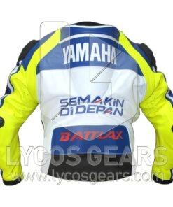 Rossi Motorbike Racing Leather Jacket