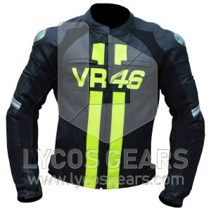 Rossi VR46 Motorcycle Jacket