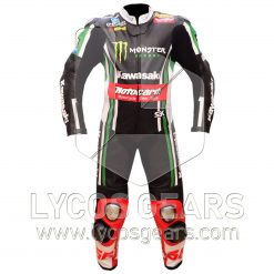 Tom Sykes Kawasaki Ninja One Piece Motorcycle Suit