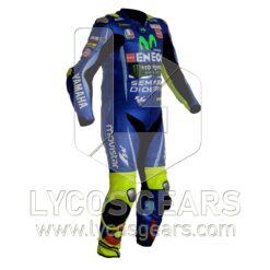 Valentino Rossi Motorbike Leather Suit 2017