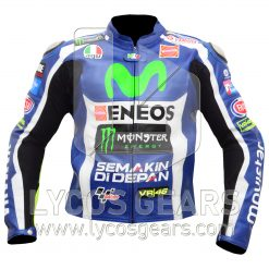 Valentino Rossi VR46 Motorcycle Jacket 2016