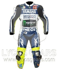 Valentino Rossi Yamaha MotoGp 2013 Motorcycle Suit