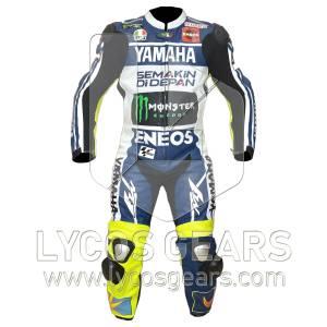 Valentino Rossi Yamaha MotoGp 2013 Motorcycle Suit