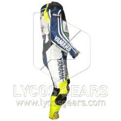 Valentino Rossi Yamaha MotoGp 2013 Motorbike Racing Leather Suit