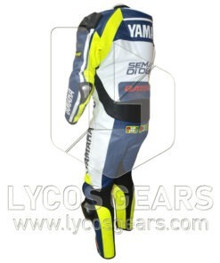 Valentino Rossi Yamaha MotoGp 2013 Motorbike Racing Leather Suit