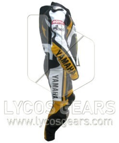 Yamaha Monster Energy One Piece Motorbike Racing Leather Suit