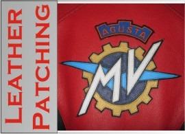 Racing Leather Jacket adds-on