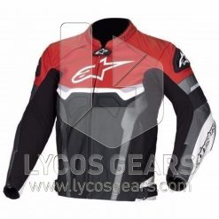 Alpinestar Motorcycle Leather Jacket
