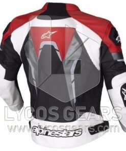 Alpinestar Racing Motorbike Leather Jacket