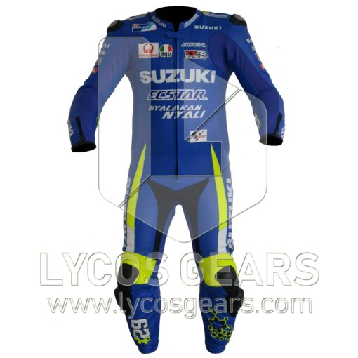 Andrea Iannone Motorcycle Suit