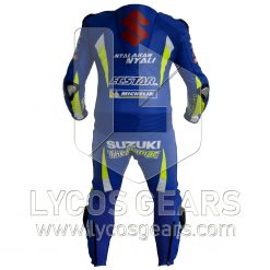 Andrea Iannone Motorbike Racing Leather Suit