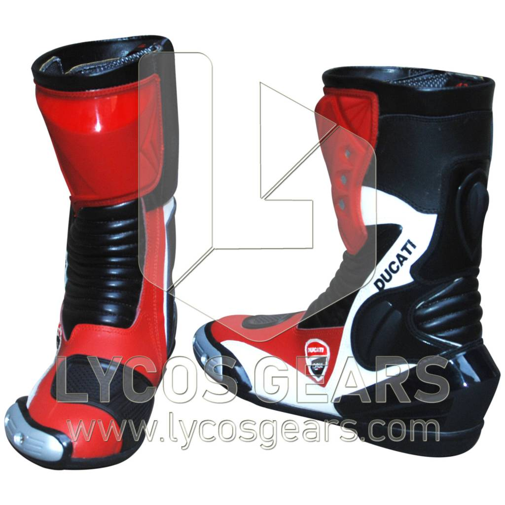 Ducati Motorcycle Boots