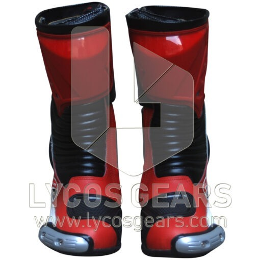 Ducati Motorbike Racing Leather Boots