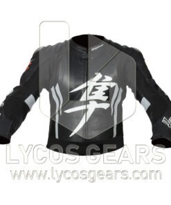 Suzuki Hayabusa Motorcycle Leather Jacket - 2018