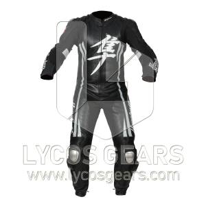 Suzuki Hayabusa Motorcycle Leather Suit - 2018