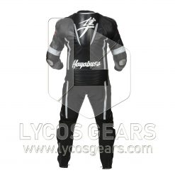 Hayabusa Motorbike Racing Leather Suit