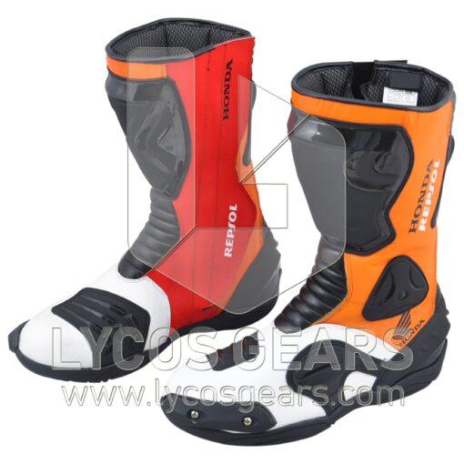 Honda Repsol Motorcycle Boots