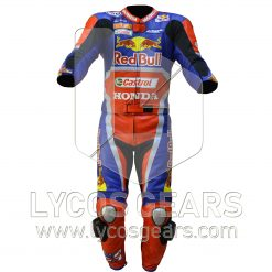 Nicky Hayden Motorcycle Leather Suit