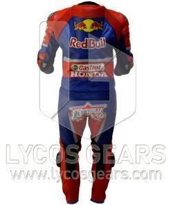 Nicky Hayden Motorbike Racing Leather Suit