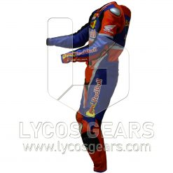 Nicky Hayden Motorbike Racing Leather Suit