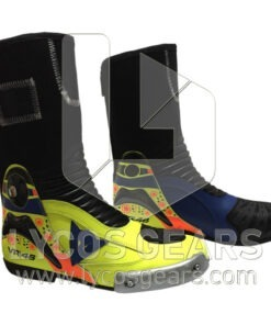 Valentino Rossi Motorcyle Boots