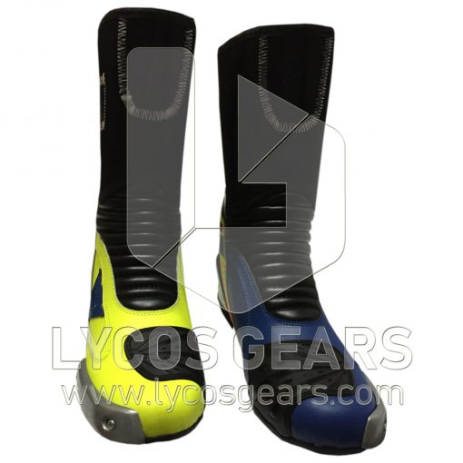 Valentino Rossi Motorcycle Boots