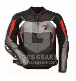 Ducati Corse C3 Motorcycle Jacket Replica
